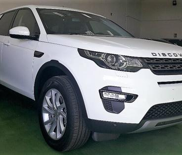 LAND ROVER DISCOVERY SPORT SD4 4WD HSE AT